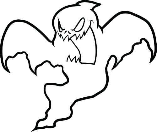 500x423 Ghostbusters Coloring Pages Delightful Coloring Pages Image Ghost