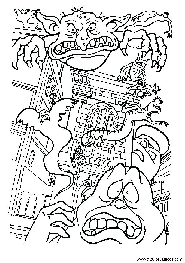 595x842 Ghostbusters Logo Coloring Pages Coloring Pages Coloring Pages