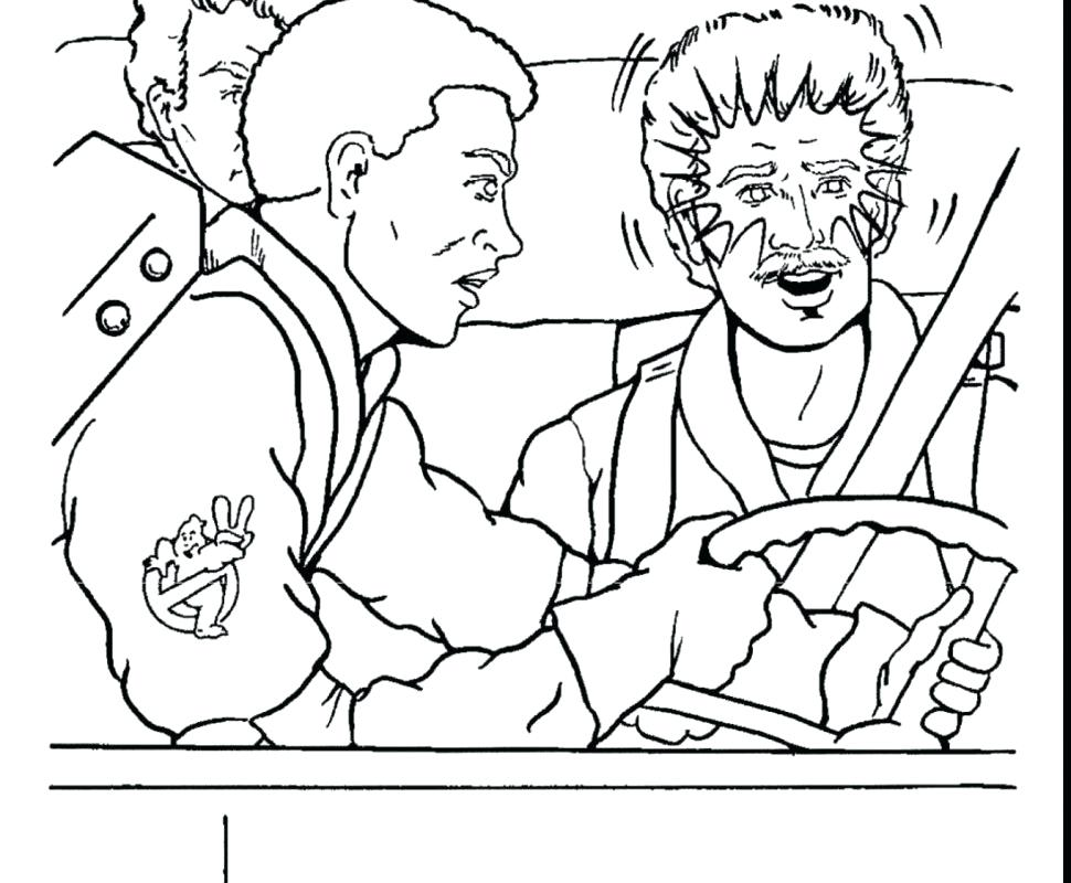 970x800 Ghostbusters Coloring Pages Coloring Pages Printable General