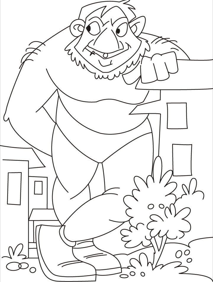 720x954 Large Coloring Sheets Giant Coloring Page Download Free