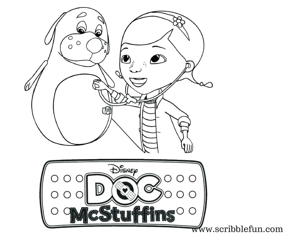 927x768 Coloring Pages And Doc Coloring Page Doc Coloring Pages And Doc