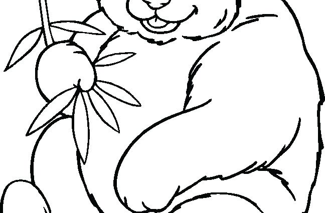 648x425 Coloring Pages Panda Master Tigress Coloring Page Colouring Pages