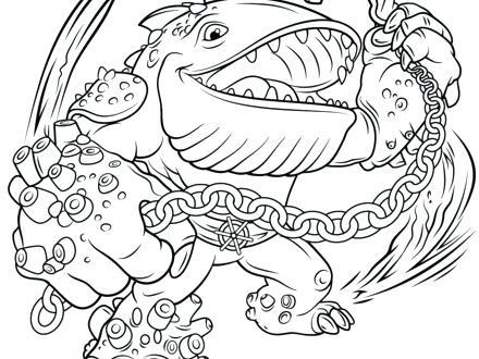 440x330 Squid Coloring Page Squid Coloring Pages Colossal Squid Coloring