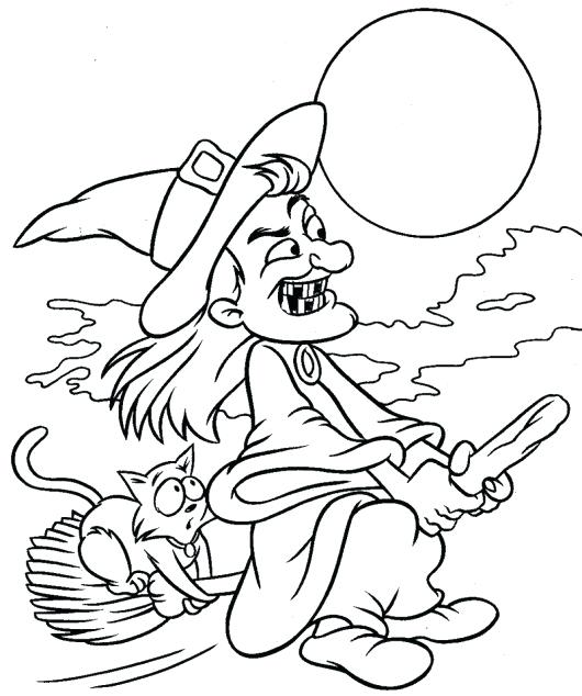 530x634 Giant Squid Coloring Page Coloring Pages Collection Top Witch
