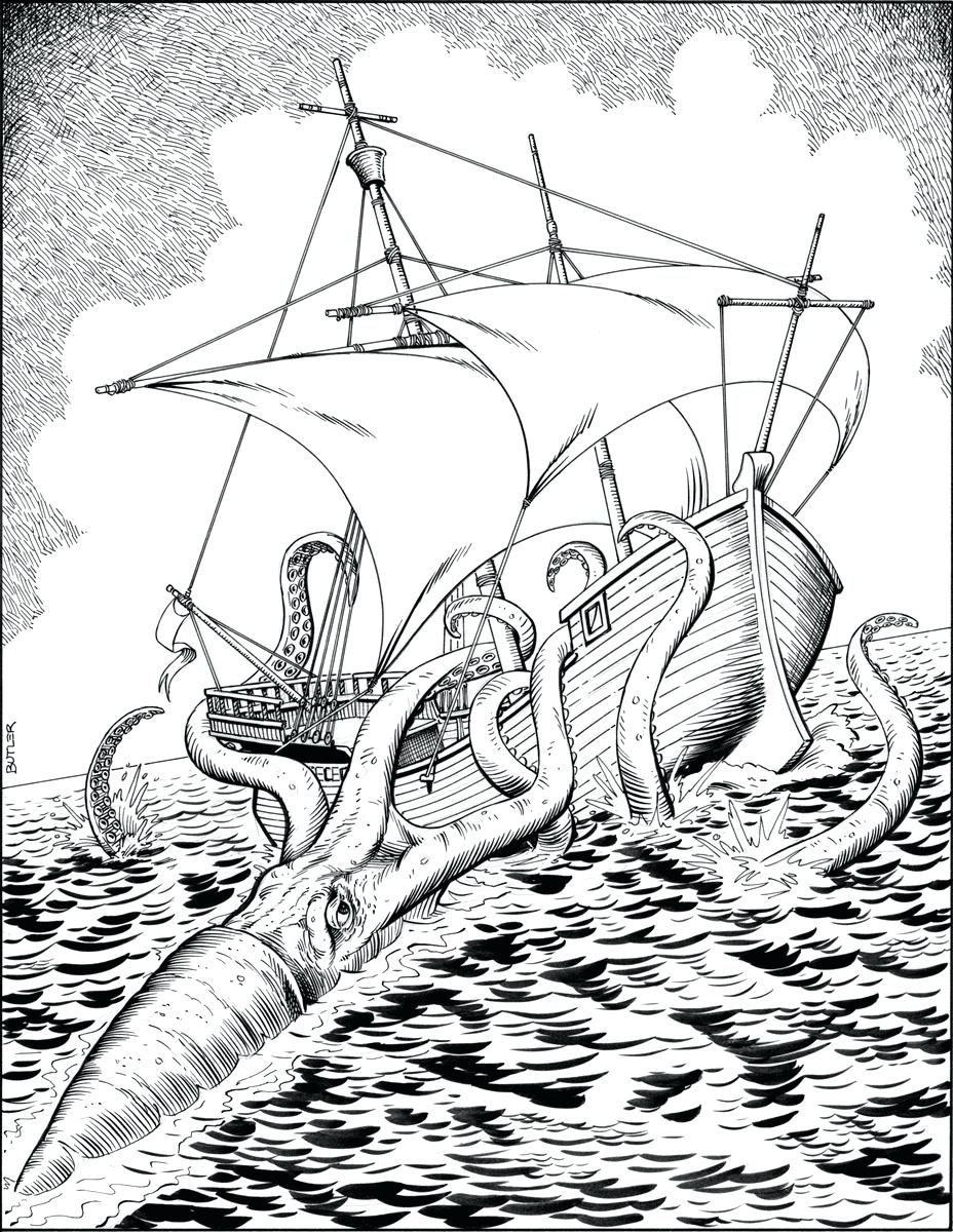 928x1200 Coloring Page Squid Coloring Pages Squid Coloring Pages To Print