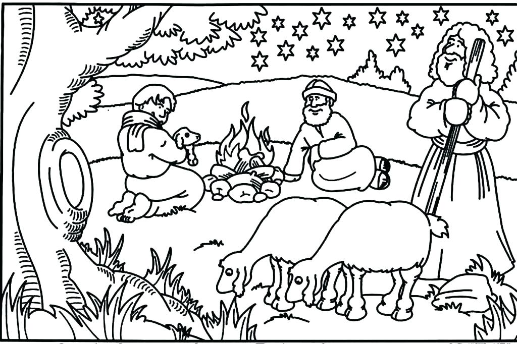 1024x682 Gideon Coloring Page Coloring Page Beautiful Bible Story Coloring
