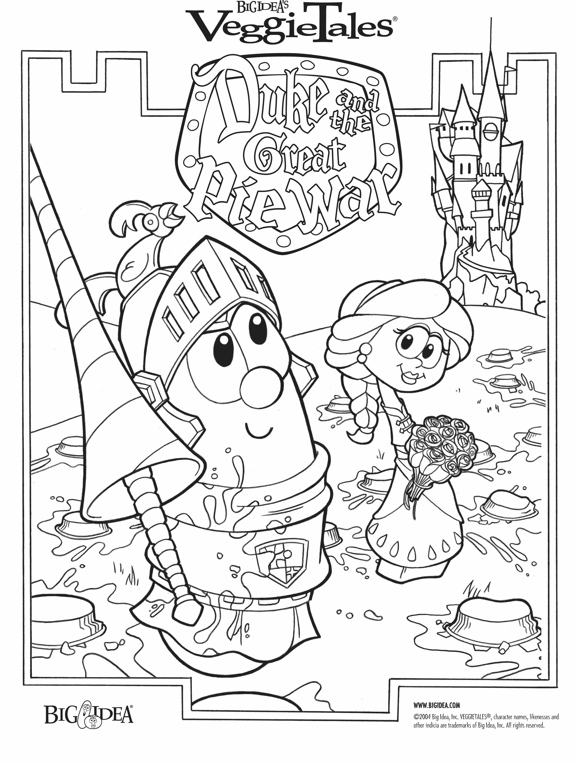2404x3183 Gideon Coloring Pages