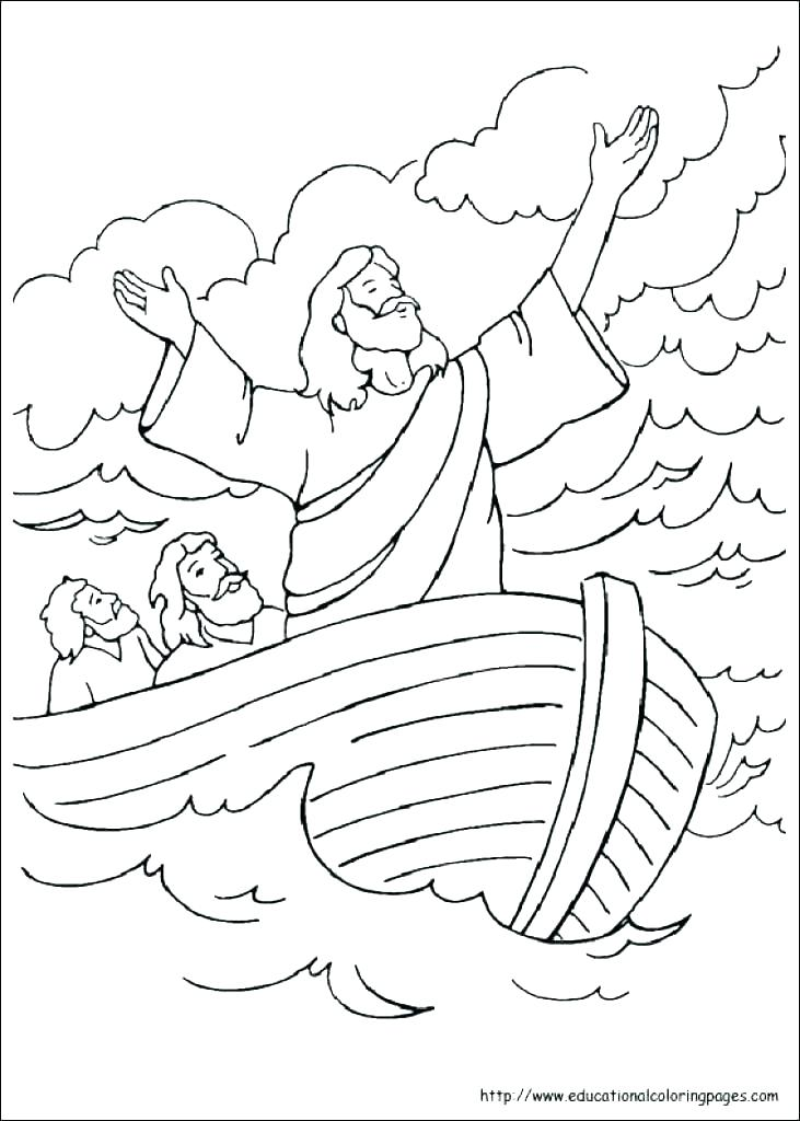 731x1024 Coloring Pages Bible Stories