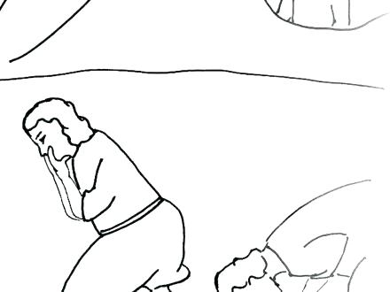 440x330 Gideon Coloring Pages