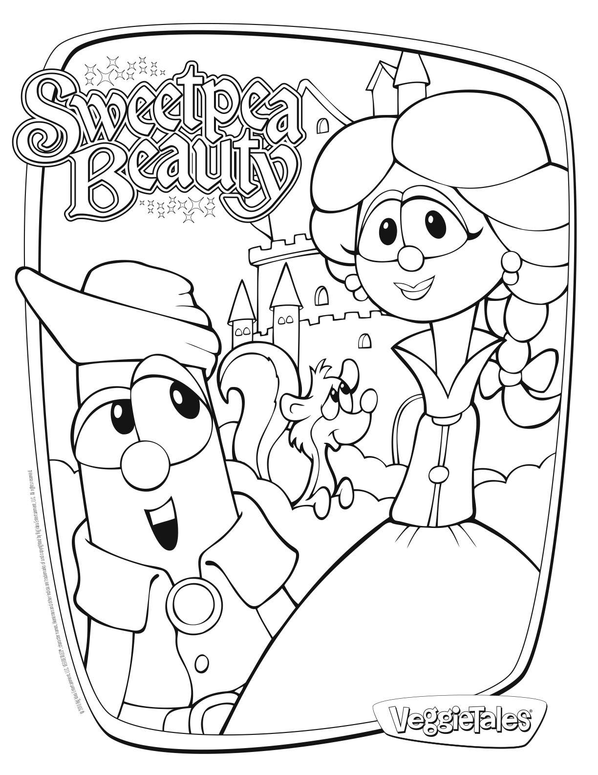 1224x1584 Duke The Great Pie War Bible Story Coloring Pages For To Print