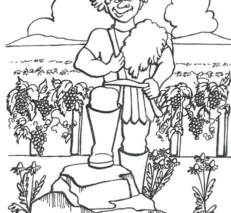 460x425 Gideon Coloring Pages X Gideon Colouring Sheets
