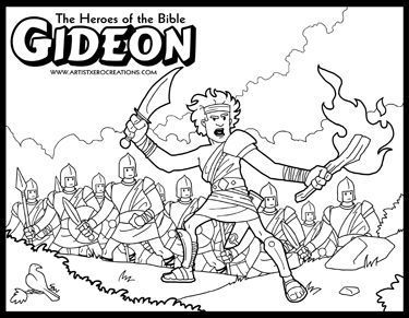 375x291 The Heroes Of The Bible Coloring Pages Moses Bible, Hero And Judges