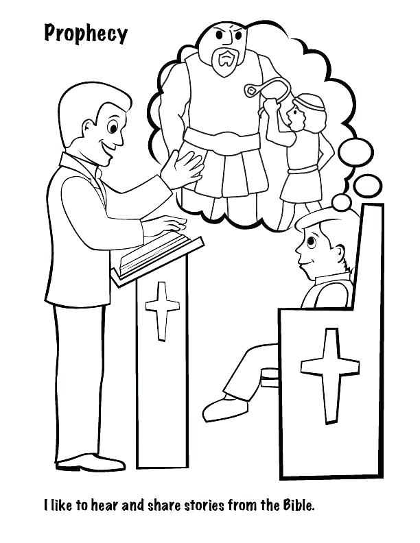 612x792 Birthday Gifts Coloring Pages Gift Of The Holy Ghost Coloring Page