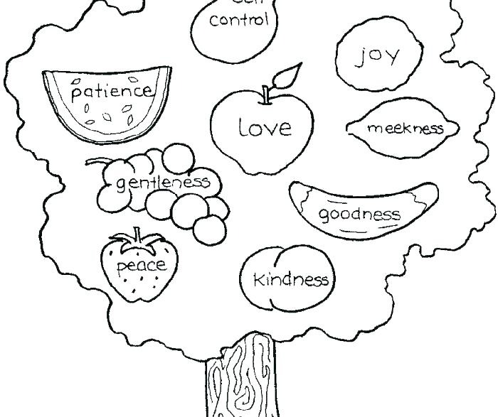 700x587 Holy Spirit Coloring Pages Fruit Of The Spirit Coloring Book Kids