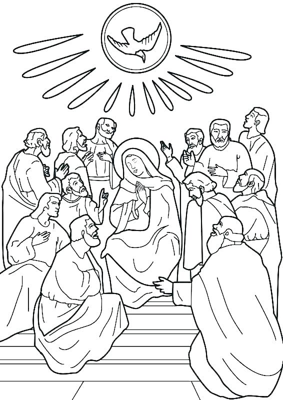 566x800 Spirit Coloring Pages