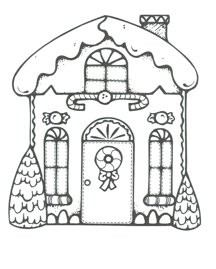 736x915 Coloring Pages Gingerbread House Boys Coloring Pages Gingerbread