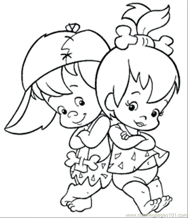 650x755 Boy And Girl Coloring Page Coloring Pages Gingerbread Boy And Girl