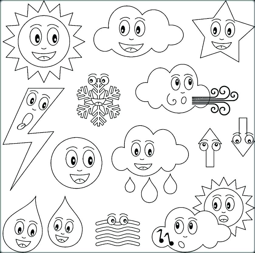 840x834 Gingerbread Boy Coloring Page
