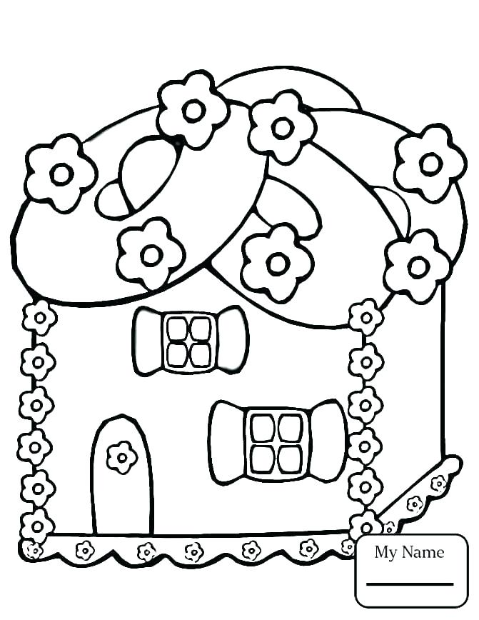 671x868 Free Gingerbread Coloring Pages Gingerbread Boy Coloring Page