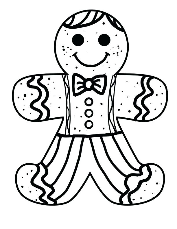 612x792 Gingerbread Boy Coloring Sheet Gingerbread Man Coloring Pages