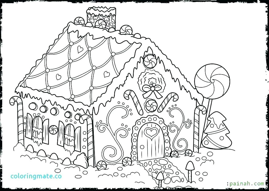 1024x728 Doll House Coloring Pages House Coloring Pictures House Coloring