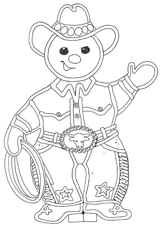 564x800 Coloring Pages Gingerbread Man Gingerbread Man Color Page