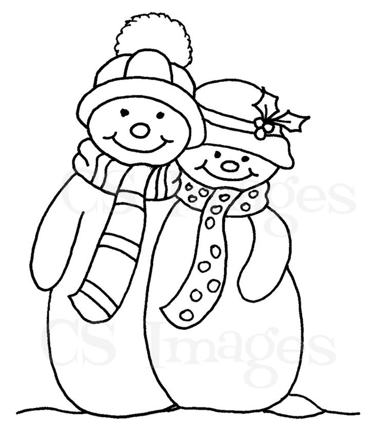 736x873 Best Coloring Pages Images On Christmas Crafts