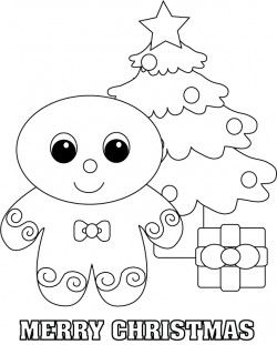250x311 Gingerbread Man Color Coloring Pages Gingrbread Man Color
