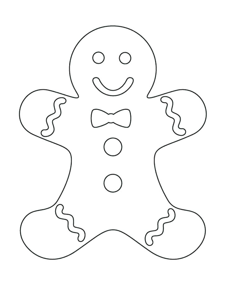 736x950 Gingerbread Man Coloring Page Gingerbread Couple Coloring Page