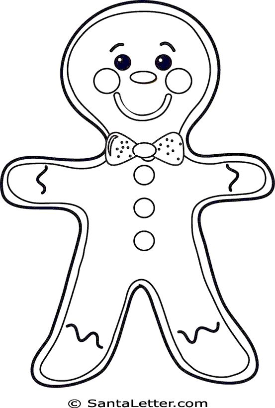 553x820 Christmas Coloring Pages For Adults Gingerbread Men Cookies Recipe