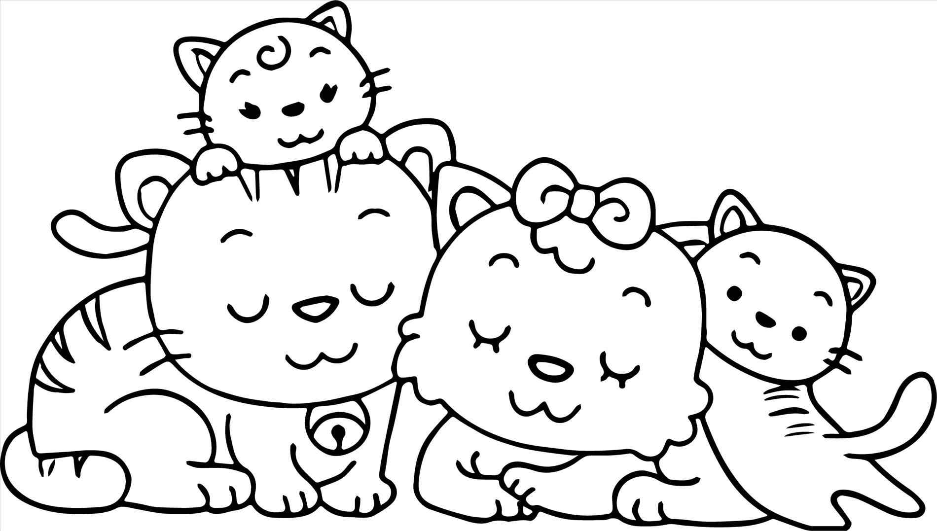 1900x1077 Gingerbread Family Coloring Page Online Coloring Printable