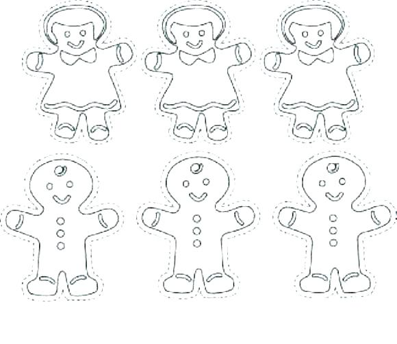 580x502 Gingerbread Man Story Colouring Sheets Coloring Page Free Pages