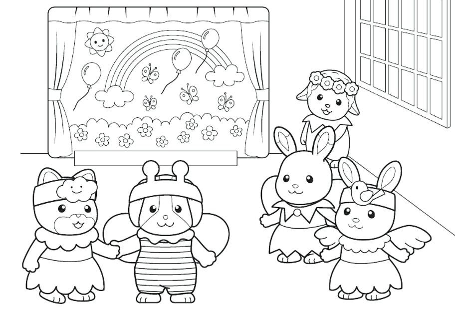 912x645 Loud House Family Coloring Pages Coloring Pages Gingerbread House