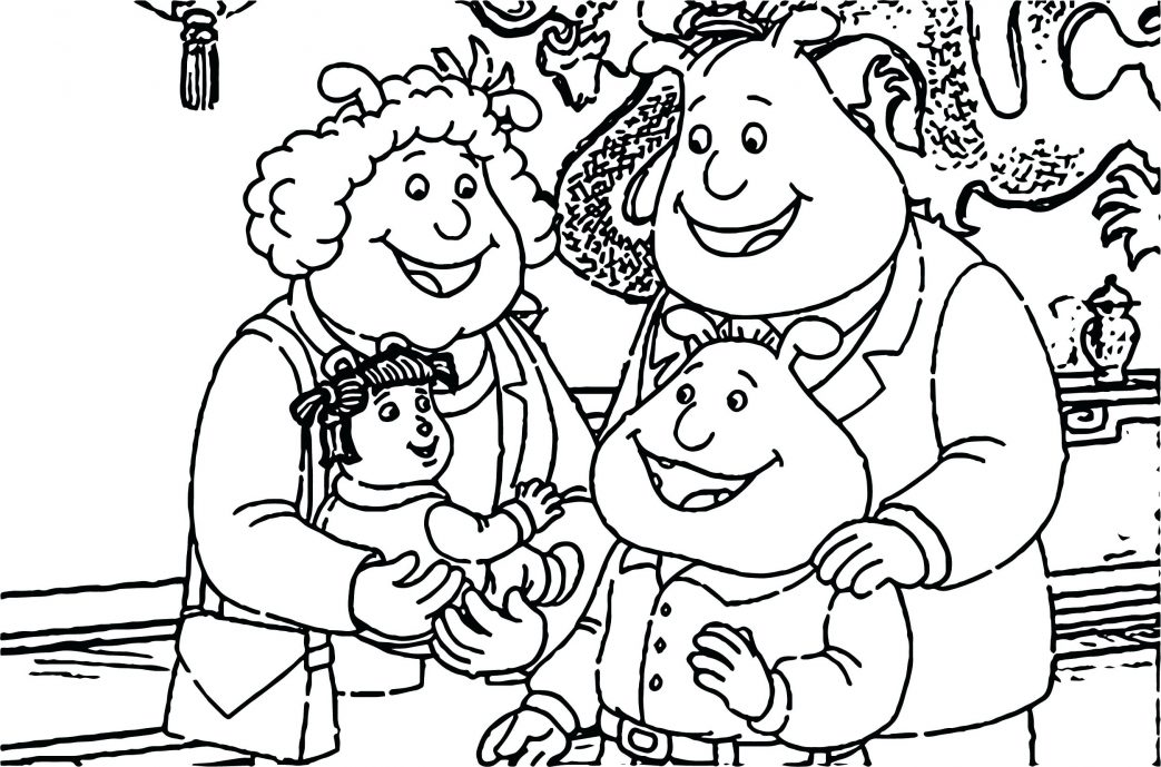 1043x689 Coloring Pages For Girls Gingerbread House