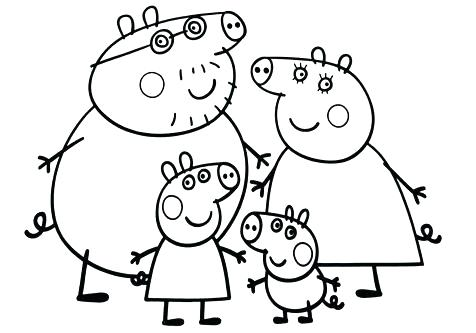 476x333 Family Coloring Page Gingerbread Family Coloring Pages Family