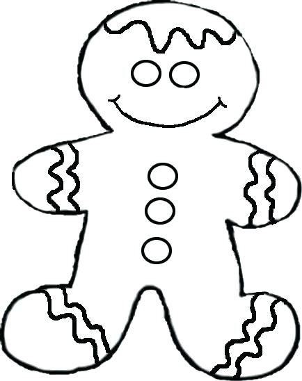 434x548 Gingerbread Girl Coloring Page Great Woman Coloring Page Kids