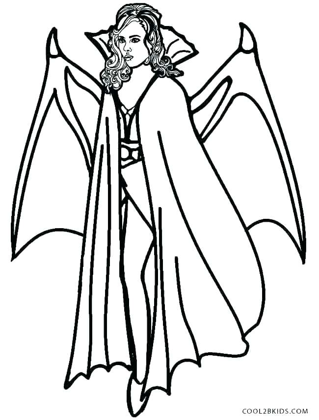650x856 Gingerbread Girl Coloring Page