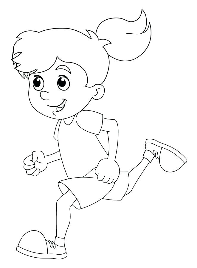 661x900 Gingerbread Girl Coloring Pages Girl Coloring Page Coloring Pages
