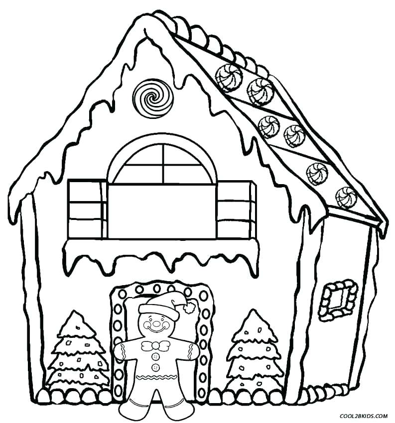 793x850 Coloring Pages Candy Gingerbread House Candy Coloring Sheets