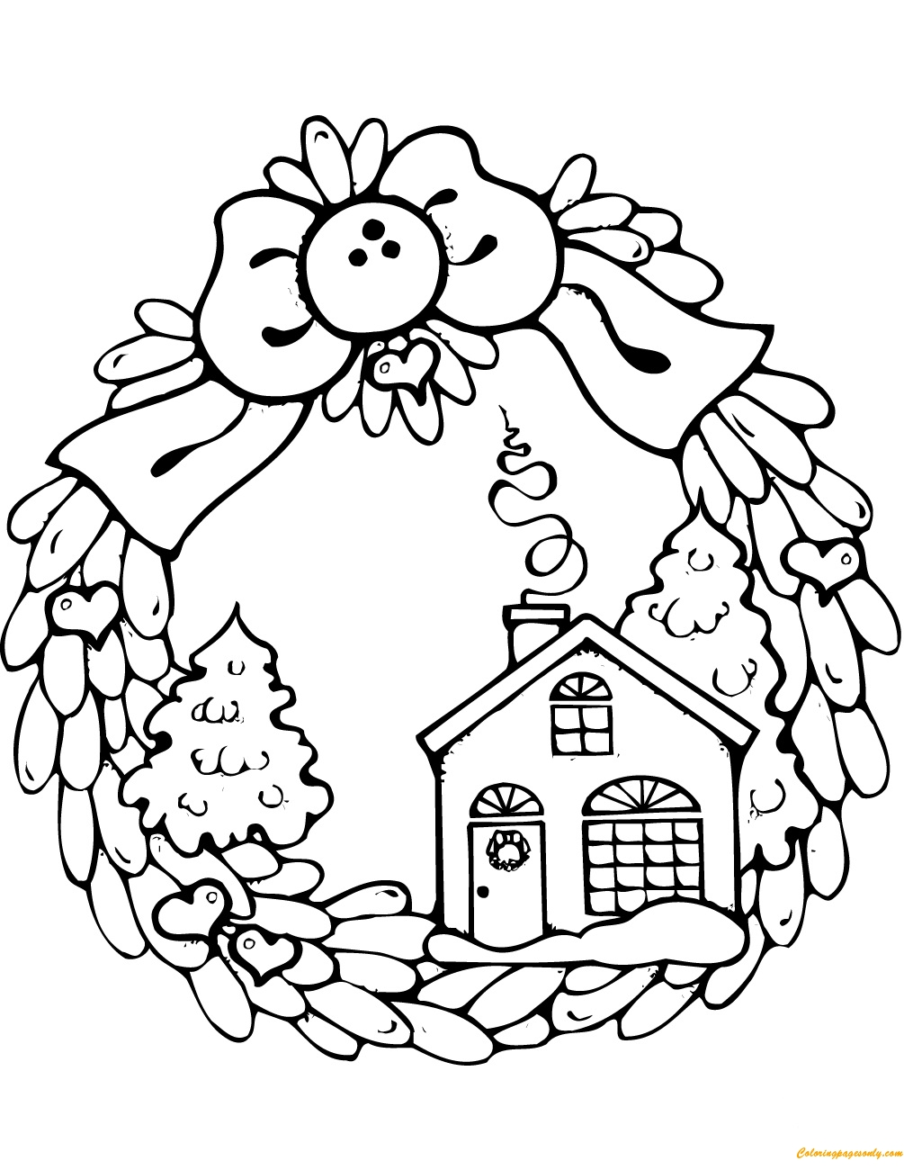 1005x1300 Best Of Printable Christmas Coloring Pages Crafts Free