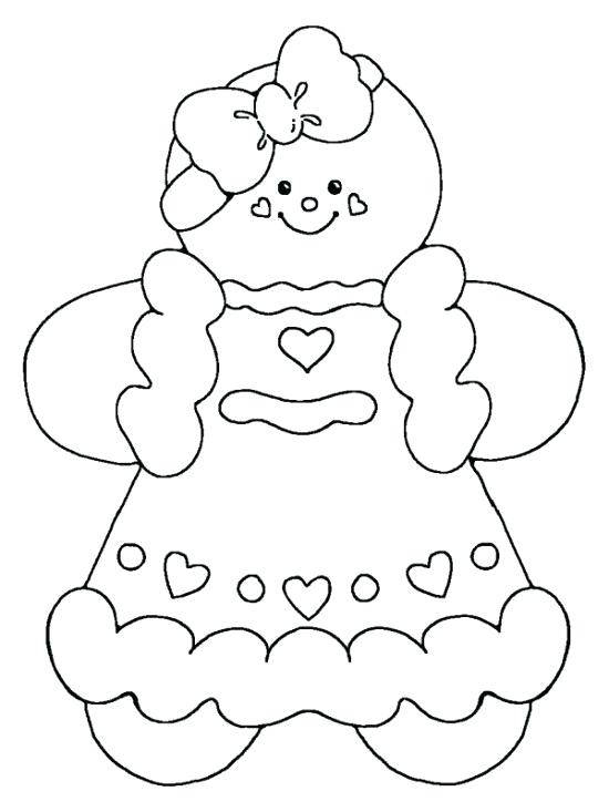 550x733 Christmas Gingerbread House Coloring Sheets House Coloring Pages