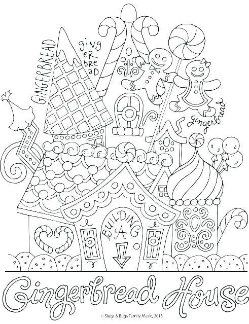 491x639 Little House Coloring Page Free Printable Coloring Pages Click