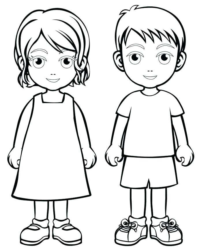 700x869 Gingerbread Girl Coloring Pages Gingerbread Girl Coloring Page