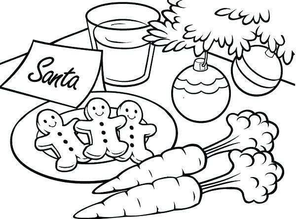 600x444 Gingerbread Man Coloring Page Gingerbread Man Color Page Coloring
