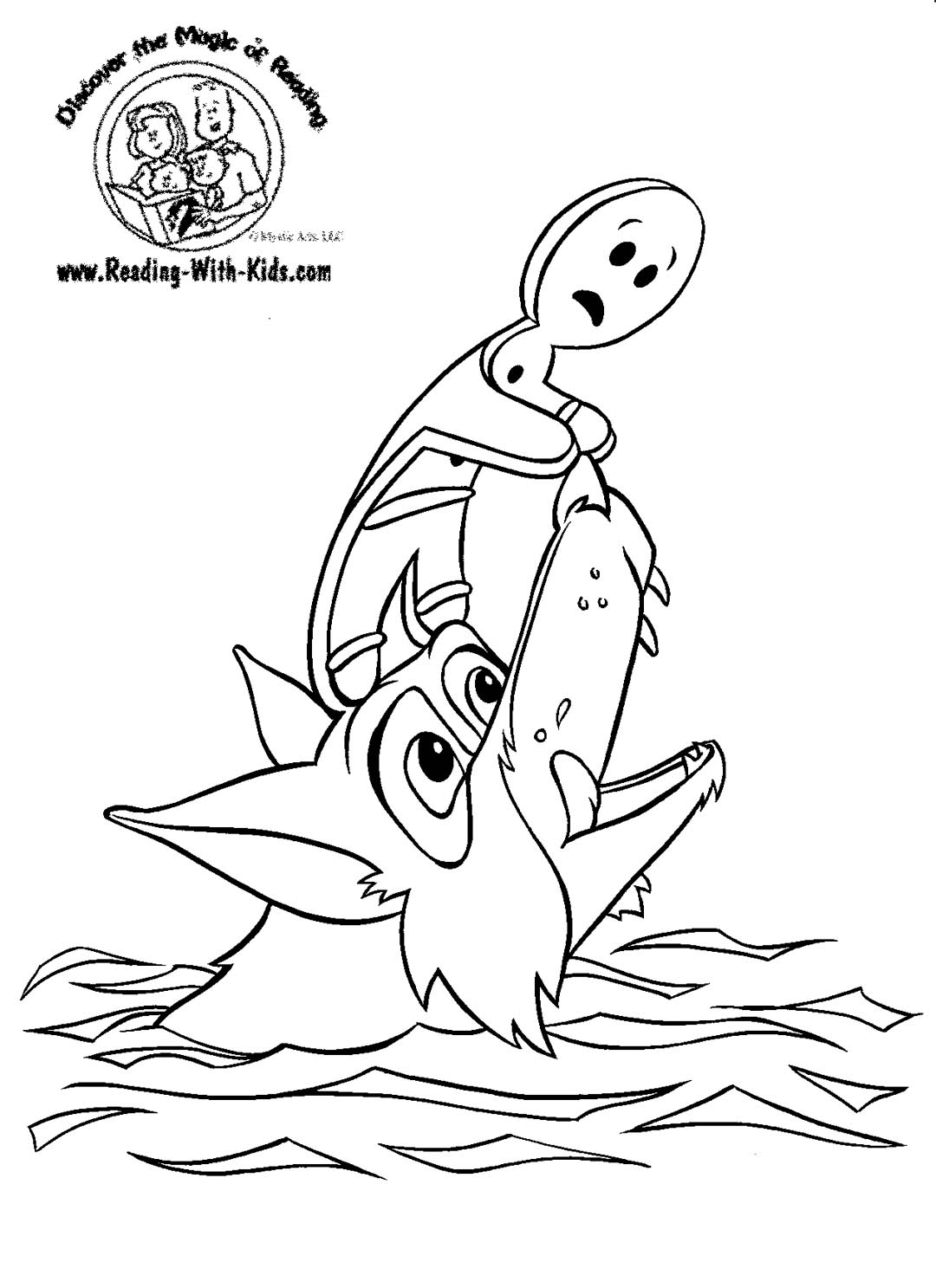 1080x1487 Gingerbread Man Coloring Page