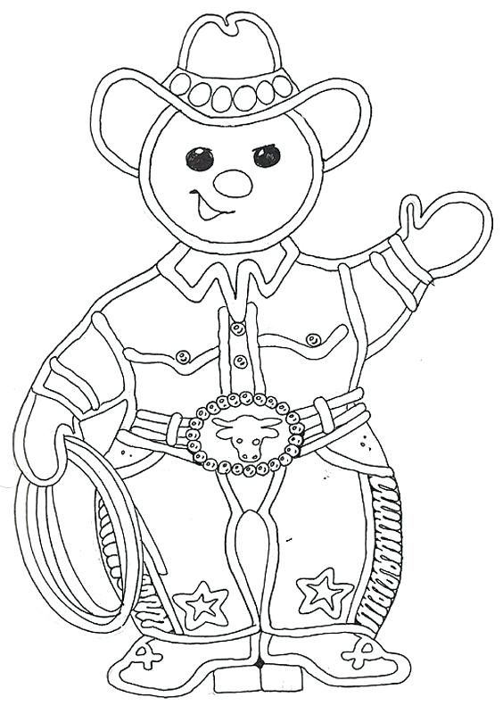 564x800 Gingerbread Man Coloring Page Gingerbread Man Story Coloring Pages