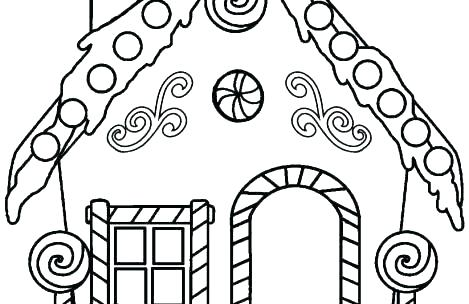 469x304 Coloring Pages Gingerbread Man Gingerbread Man Colouring Pages