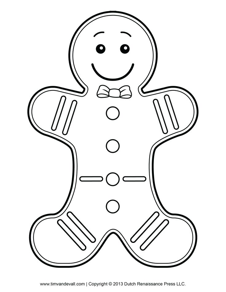 736x952 Gingerbread Girl Coloring Page Gingerbread Boy And Girl Coloring