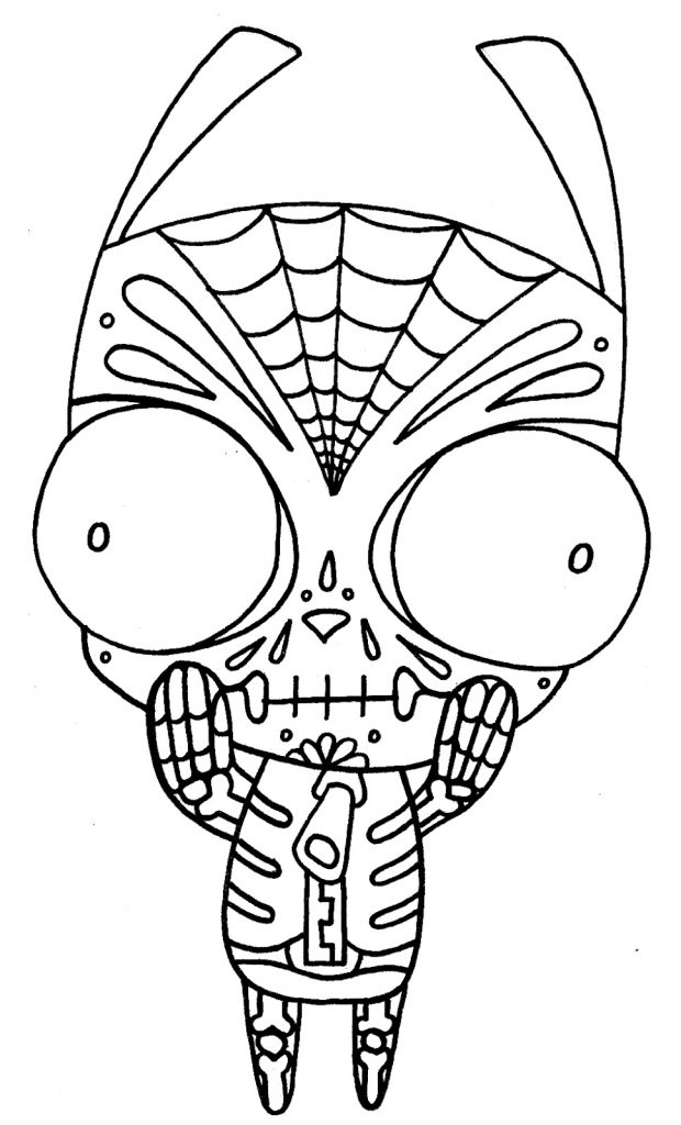 620x1024 Impressive Gir Coloring Pages