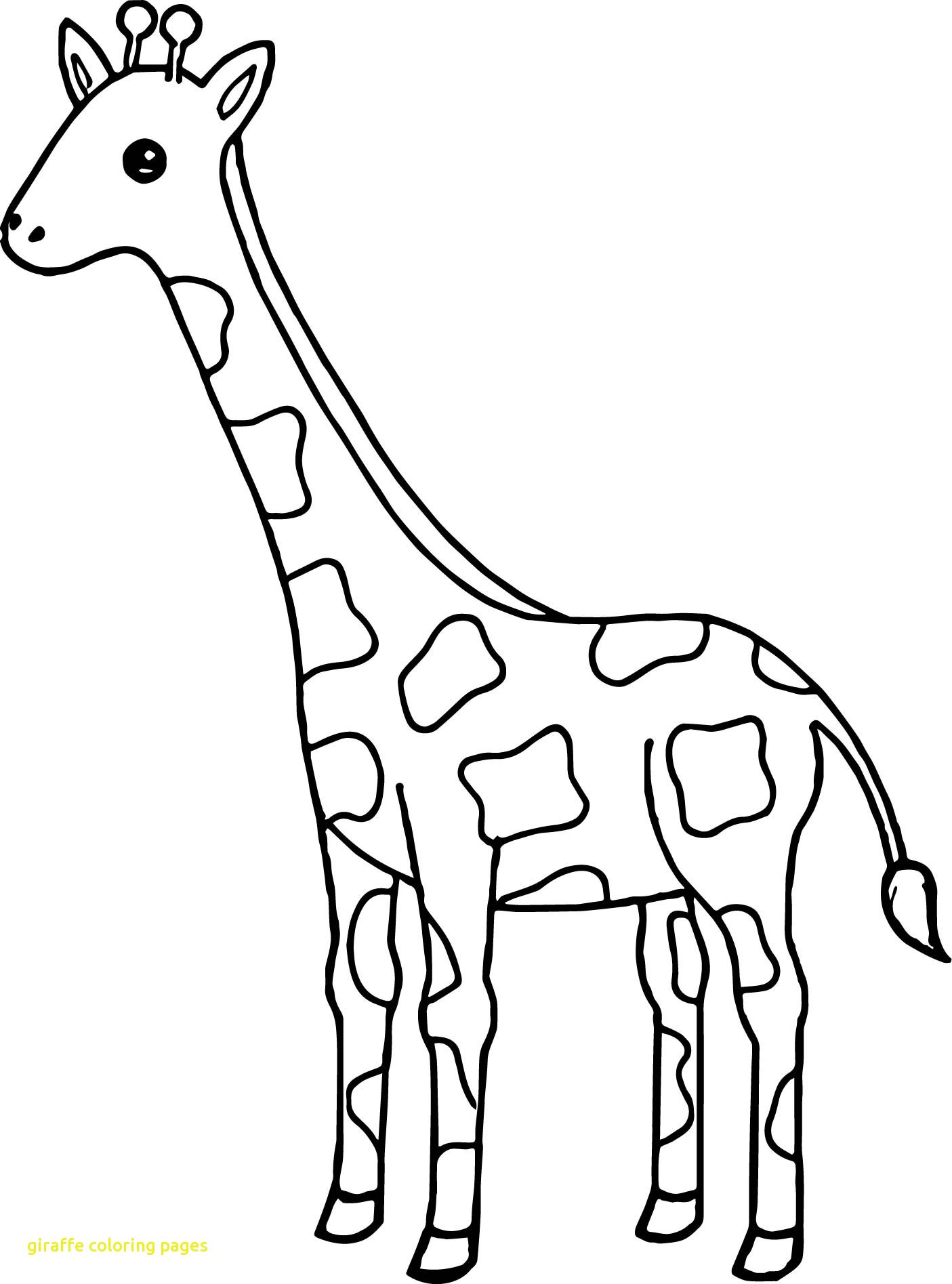 1405x1895 Giraffe Coloring Pages High Definition To Print Adorable